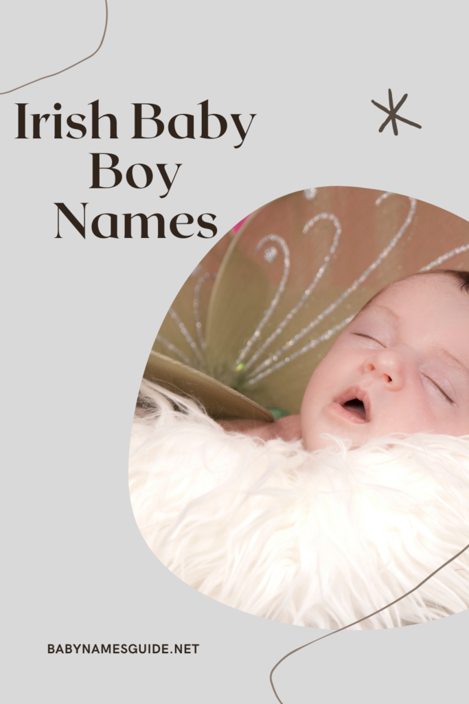 Irish Boy Names-Make Your Little Champ More Special