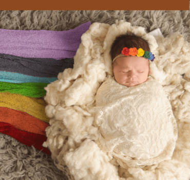 Rainbow Baby Names with their Meanings