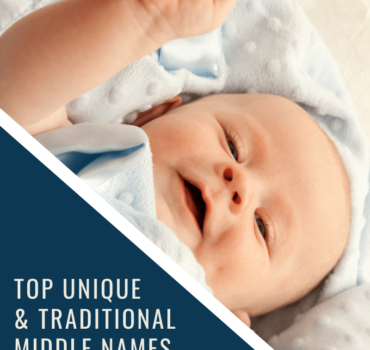middle names for baby boys
